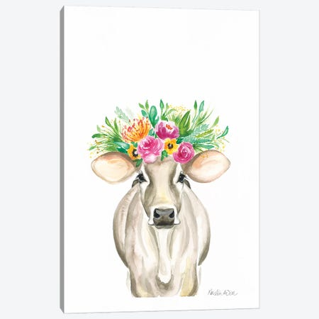 Lucy Canvas Print #KDI23} by Kirsten Dill Canvas Art