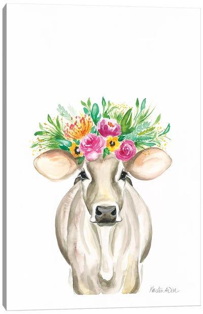 Lucy Canvas Art Print