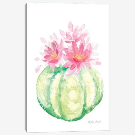 Cactus I Canvas Print #KDI5} by Kirsten Dill Canvas Artwork