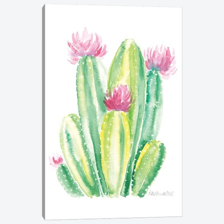 Cactus II Canvas Print #KDI6} by Kirsten Dill Canvas Art