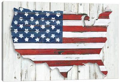 Land of Liberty Canvas Art Print