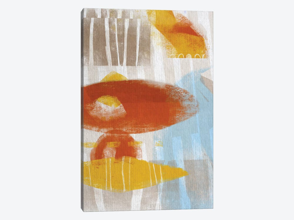 Calder I by Karen Deans 1-piece Canvas Print