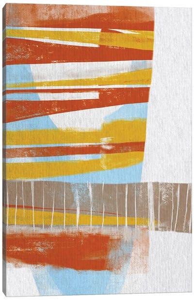 Calder II Canvas Art Print
