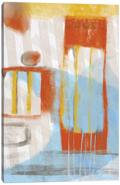 Calder III Canvas Art Print