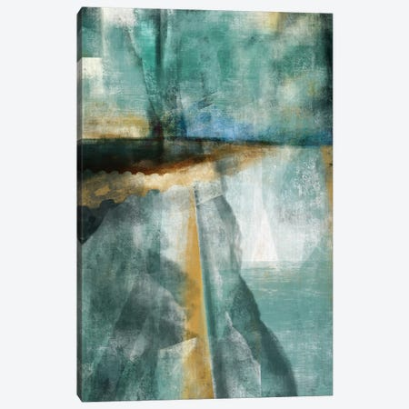 Ireland I 3-Piece Canvas #KDS4} by Karen Deans Canvas Art Print