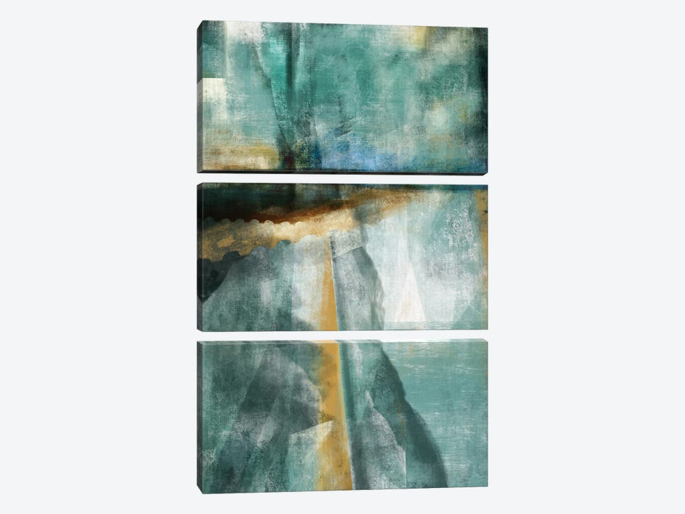 Ireland I by Karen Deans 3-piece Canvas Art