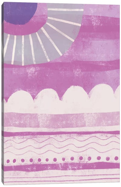 Pink Dream I Canvas Art Print