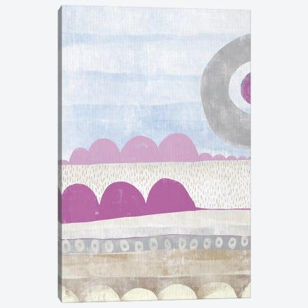 Pink Dream III 3-Piece Canvas #KDS8} by Karen Deans Canvas Art