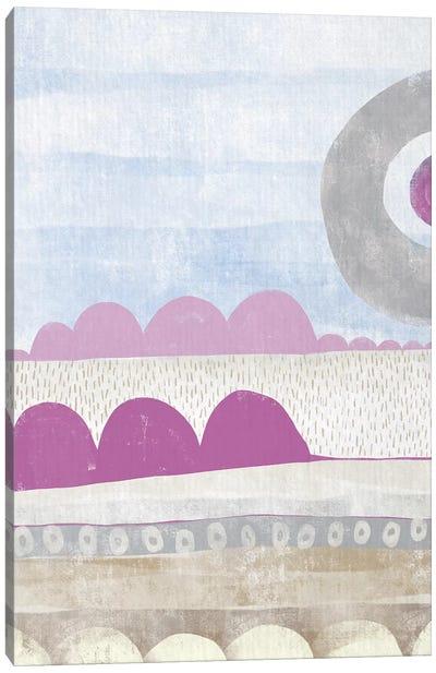 Pink Dream III Canvas Art Print