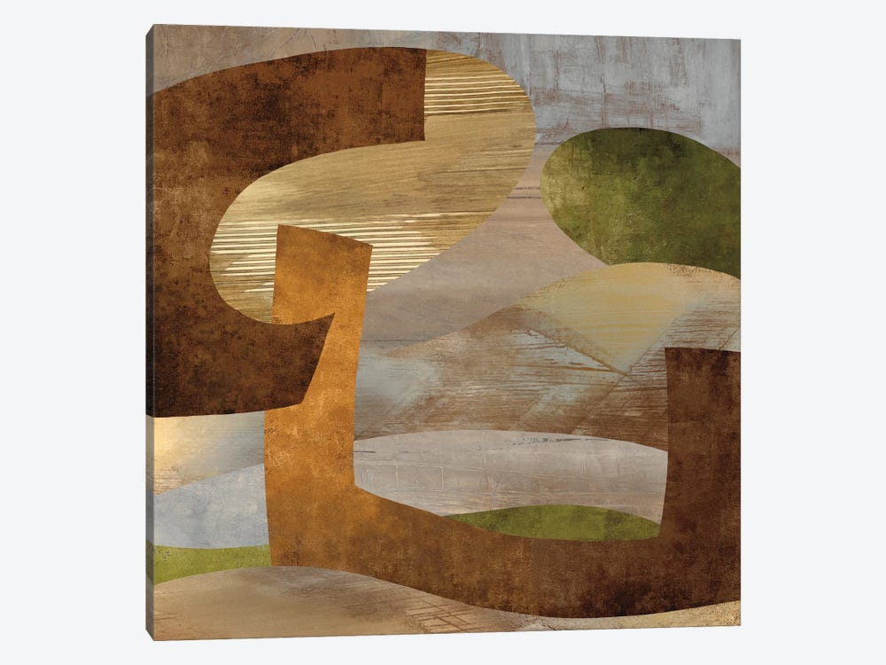 Conjunction II by Kevin Baker 1-piece Art Print