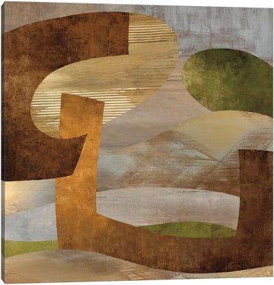 Conjunction II Canvas Art Print