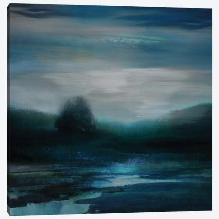 Cerulean Dawn II Canvas Print #KEC2} by Kelly Corbin Canvas Art