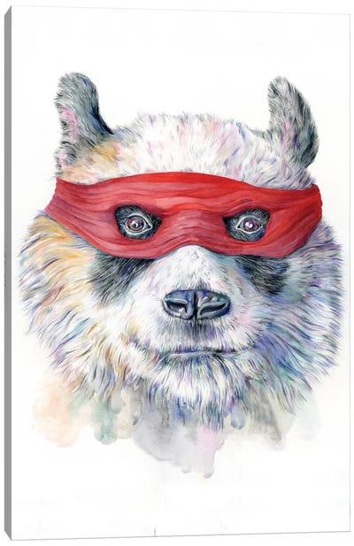 Panda Canvas Print #KEE10