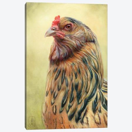 Iggy Canvas Print #KEE21} by Brandon Keehner Canvas Print