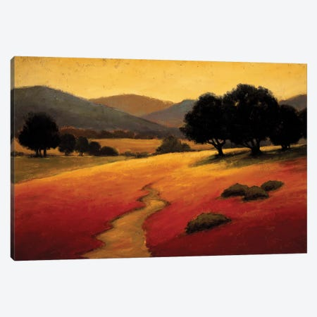 Santa Ynez I Canvas Print #KEH1} by Kevin Harris Canvas Print