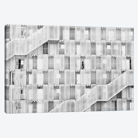 7F 3-Piece Canvas #KEI2} by Keisuke Ikeda Canvas Wall Art