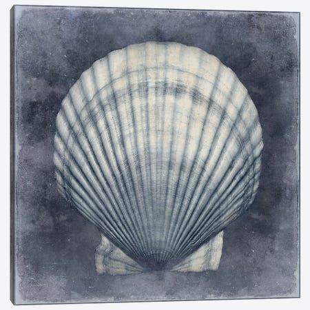 Ocean Blue II Canvas Print #KEL31} by Caroline Kelly Canvas Art Print