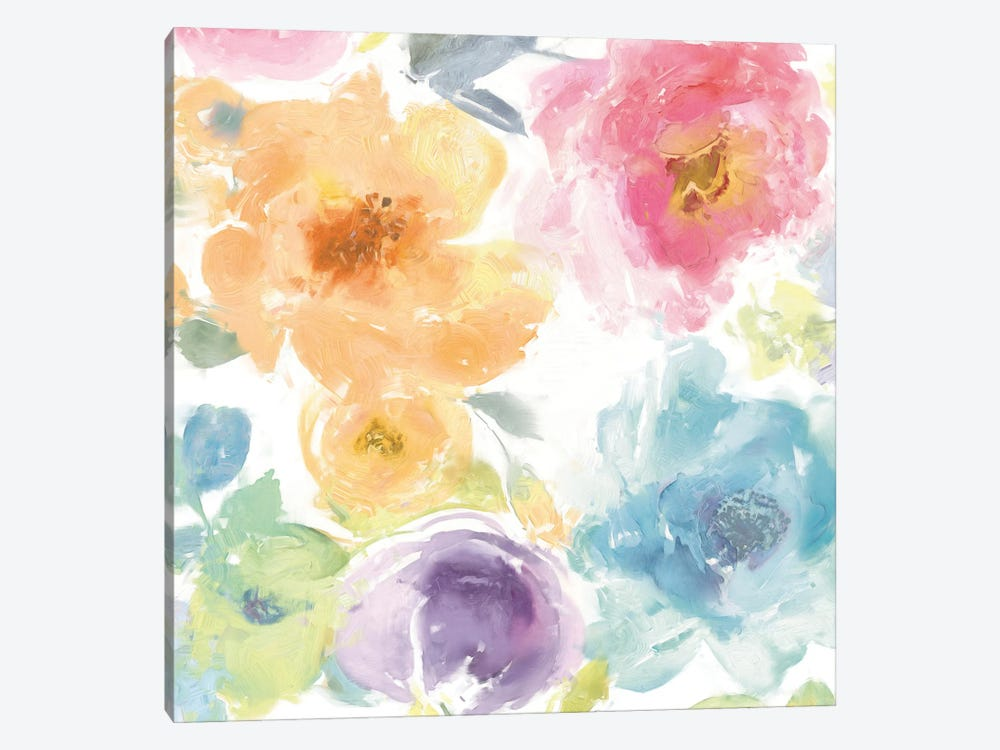 Springtime Bloom VI by Kelsey Morris 1-piece Canvas Art