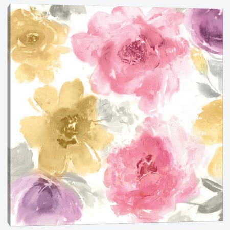 Springtime Bloom VIII Canvas Print #KEM12} by Kelsey Morris Canvas Artwork