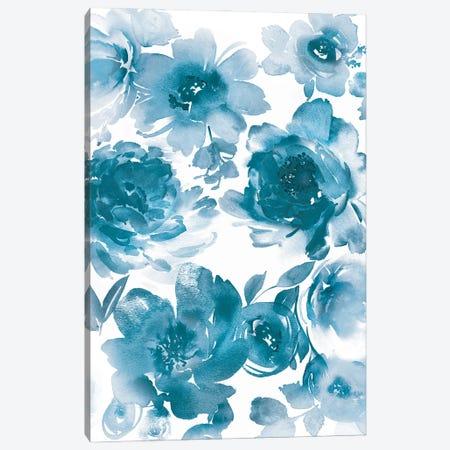 Springtime Blue II Canvas Print #KEM15} by Kelsey Morris Art Print