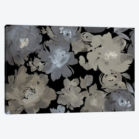 Springtime Midnight Canvas Print #KEM19} by Kelsey Morris Canvas Wall Art
