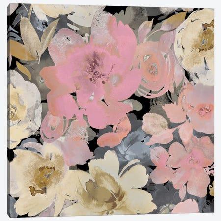 Springtime Pink and Cream I Canvas Print #KEM23} by Kelsey Morris Canvas Art Print