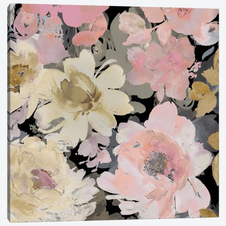 Springtime Pink and Cream II Canvas Print #KEM24} by Kelsey Morris Canvas Wall Art