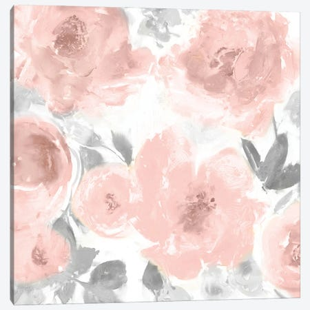 Springtime Pink Blush II Canvas Print #KEM26} by Kelsey Morris Canvas Art