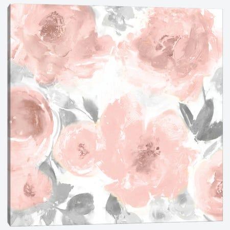Springtime Pink Blush II Canvas Print #KEM26} by Kelsey Morris Canvas Art
