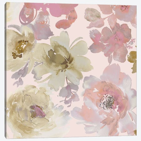 Springtime Pink II Canvas Print #KEM28} by Kelsey Morris Canvas Art Print