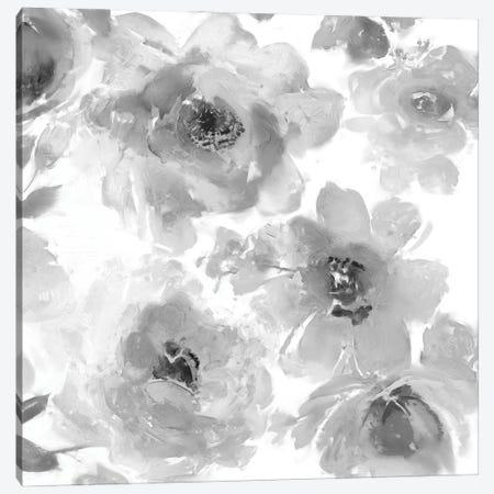 Springtime Black and White II Canvas Print #KEM4} by Kelsey Morris Art Print