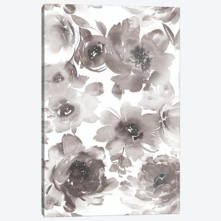 Springtime Black and White III Canvas Print #KEM5} by Kelsey Morris Canvas Print