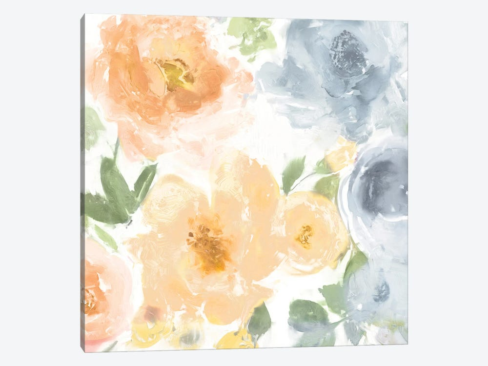 Springtime Bloom II by Kelsey Morris 1-piece Canvas Art