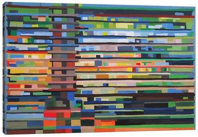 Paul's Tower III Canvas Art Print