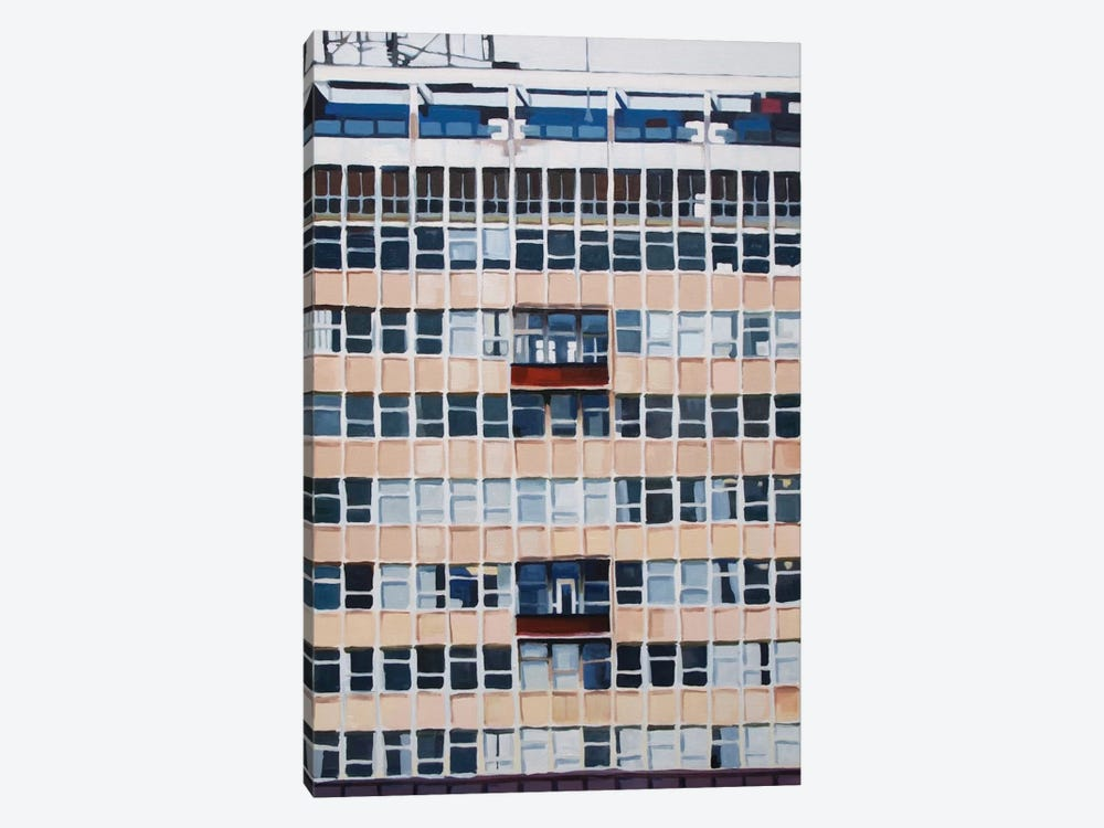 Office Blocks Series: 22-27 Albert Embankment, London by Keith Robinson 1-piece Art Print