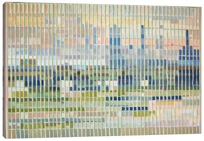 Office Blocks Series: Claude & Hannibal II Canvas Print #KER4