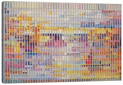 Office Blocks Series: Claude & Hannibal IV Canvas Print #KER6
