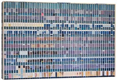 Office Blocks Series: Hannibal House Canvas Print #KER7