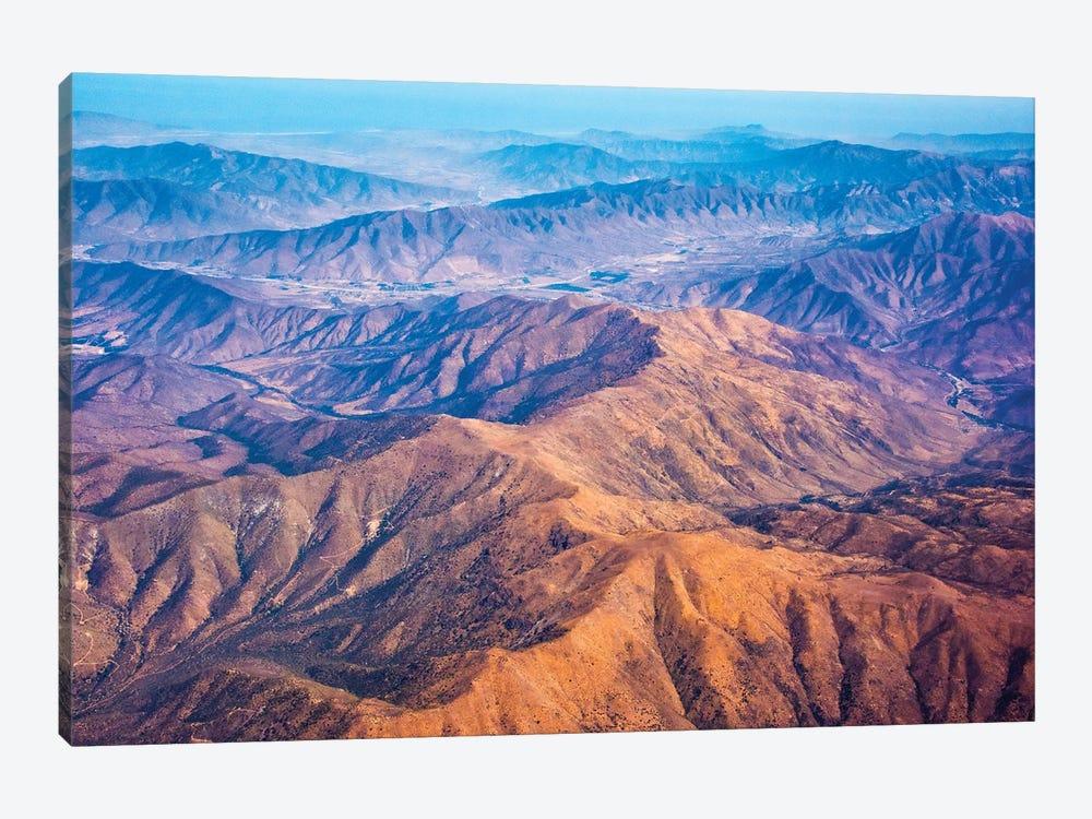 Aerial view of mountains, Atacama Desert, Chile by Keren Su 1-piece Art Print