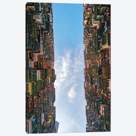 Montane Mansion in Quarry Bay, Hong Kong, China Canvas Print #KES34} by Keren Su Canvas Print