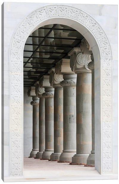 Svetitskhoveli Church, Historical Monuments of Mtskheta (UNESCO World Heritage Site), Georgia. Canvas Art Print