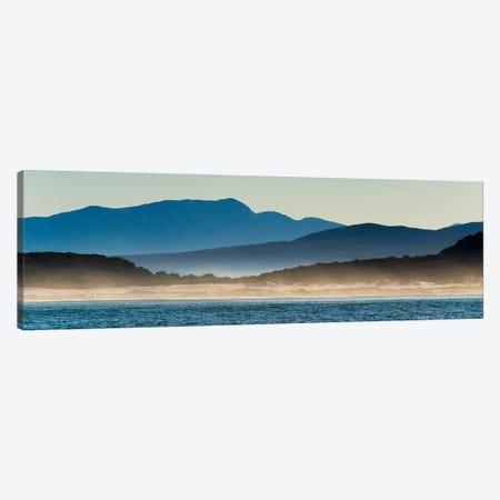 Ocean in Van Dyks Bay at sunrise. Western Cape Province, South Africa. Canvas Print #KES84} by Keren Su Canvas Art