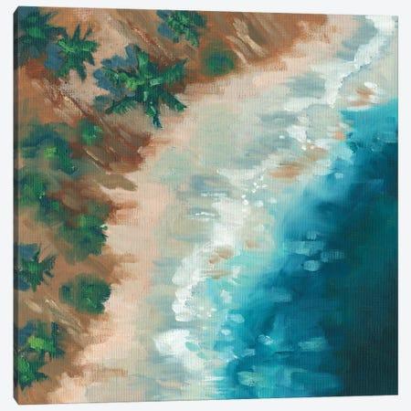 Cliffside Canvas Print #KEU4} by Danusia Keusder Canvas Art