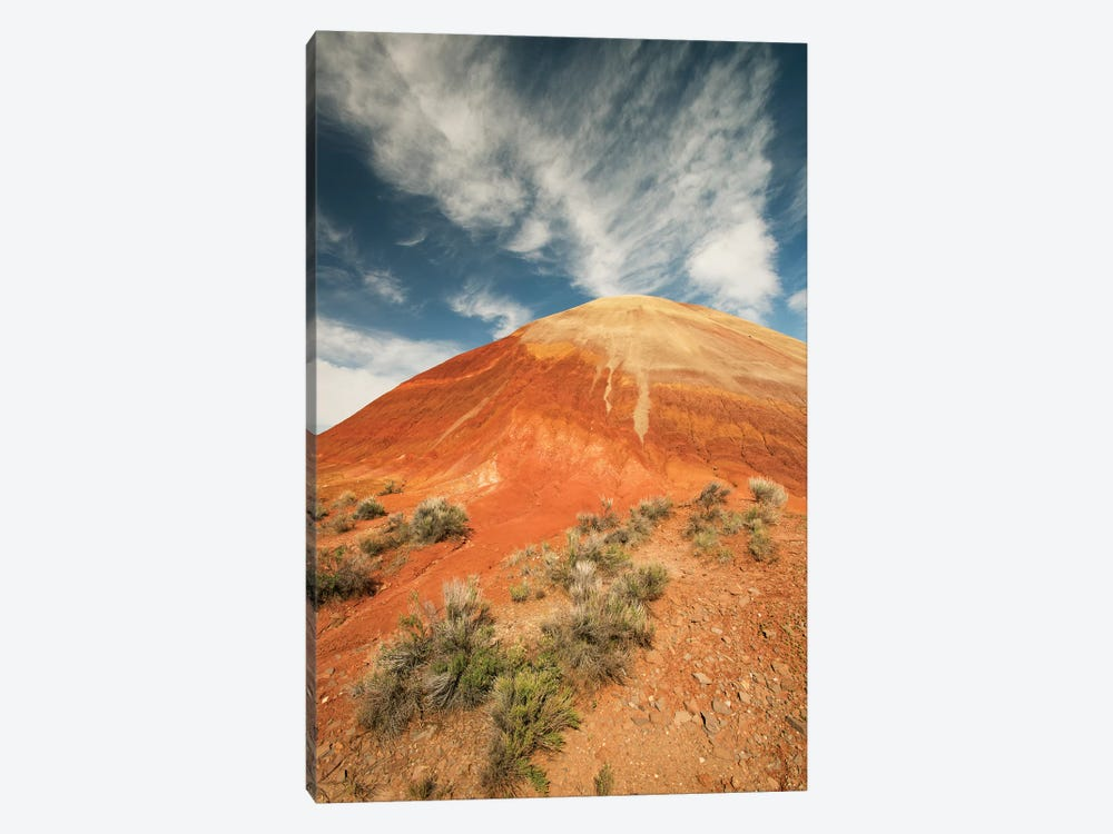 Bentonite Clay Deposits, Painted Hills, John Day National Monument, Oregon by Kevin Schafer 1-piece Art Print