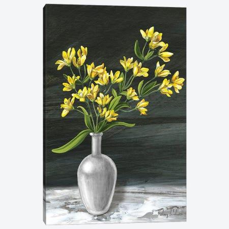 Farmhouse Garden III-Polyanthus Canvas Print #KEW29} by Kelsey Wilson Art Print