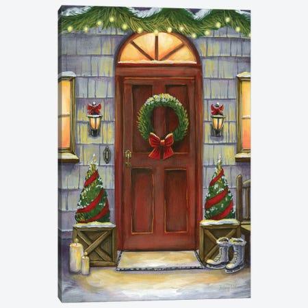 Cheery Threshold I Canvas Print #KEW3} by Kelsey Wilson Canvas Art Print