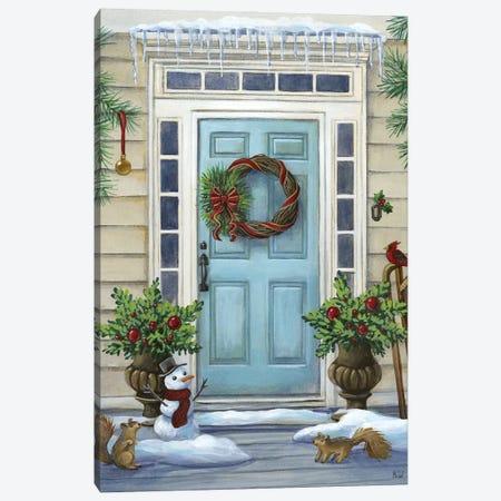 Cheery Threshold II Canvas Print #KEW4} by Kelsey Wilson Canvas Artwork