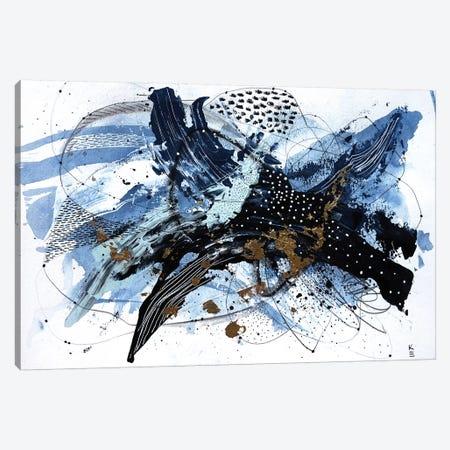Breath II Canvas Print #KEZ11} by Kristen Elizabeth Canvas Art Print