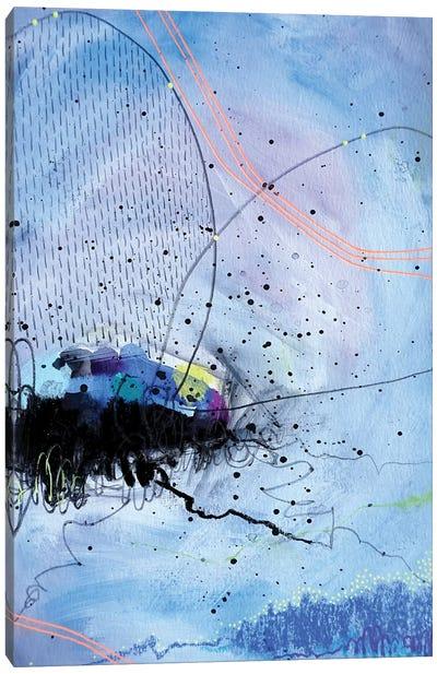 Calm Before The Storm Canvas Art Print