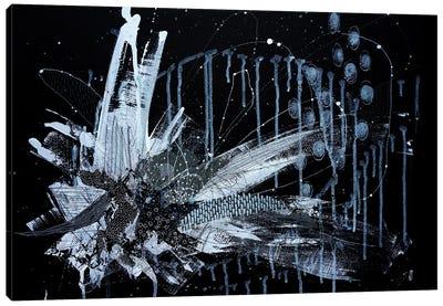 Explode Canvas Art Print